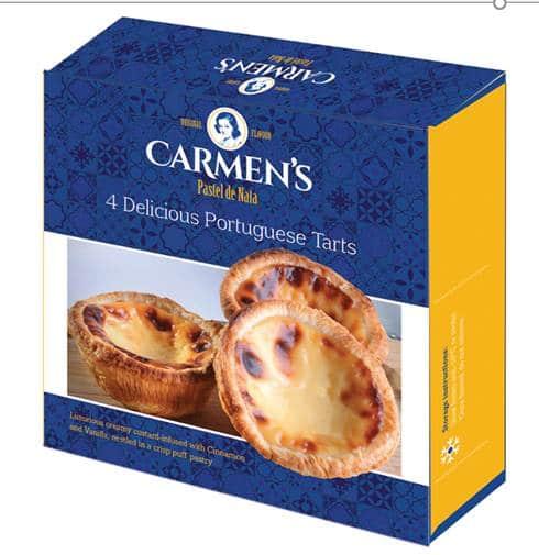 Freezer Cabinet: Carmen's 4 Pack