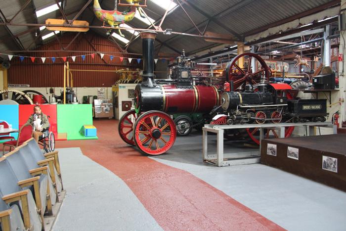 Strumpshaw Steam Museum