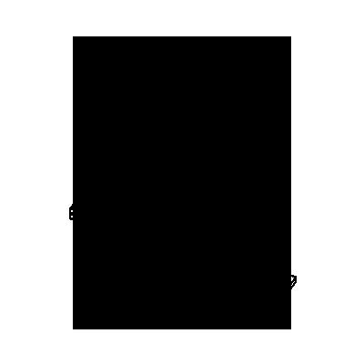 Двух маршевая бетонная лестница Г-образной формы с забежными ступенями на поворотной площадке