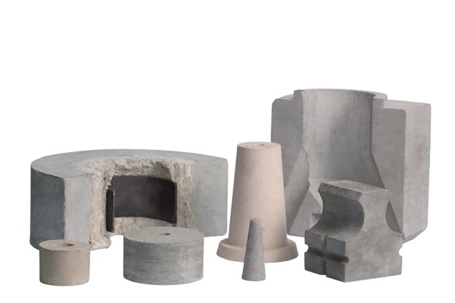 Шамотные бетонные смеси бетоны литература