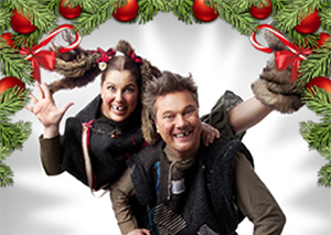 Kotte & Vera firar jul