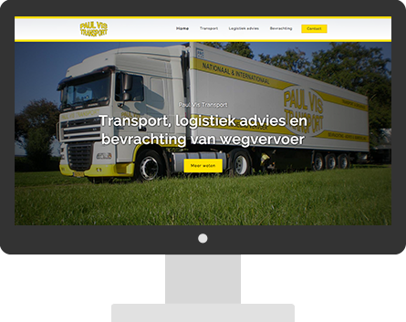 Transsport Website