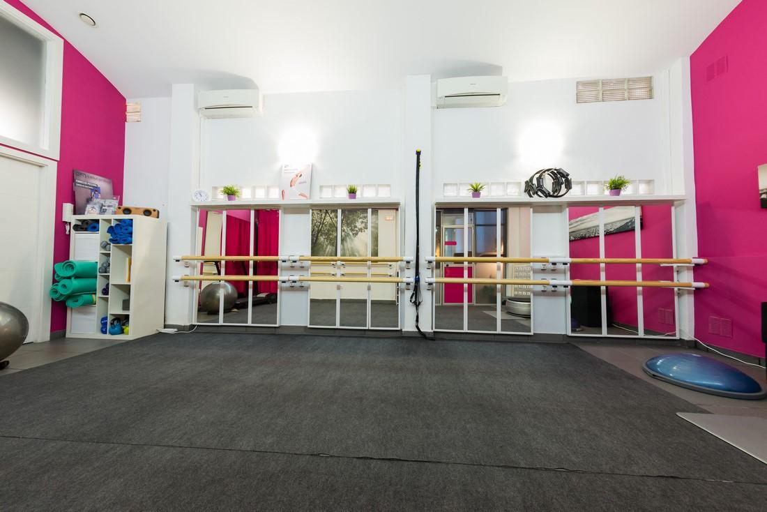 Sala de Pilates i Barra Barcelona