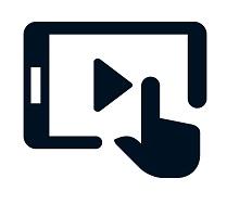 Puedes seguir los entrenamientos desde el móvil y desde el televisor.
