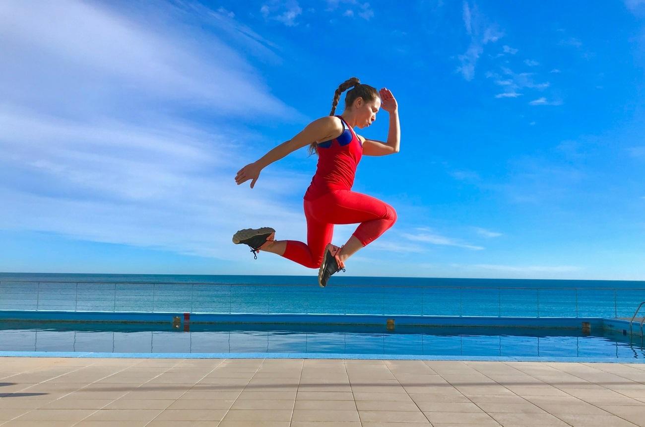 Piernas fuertes entrenamiento funcional Fisio & Moviment Pilates Barcelona