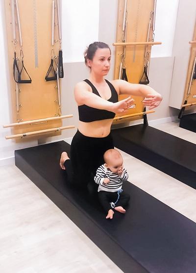 cómo me recuperé de las secuelas del parto con ejercicios hipopresivos y pilates en fisio i moviment