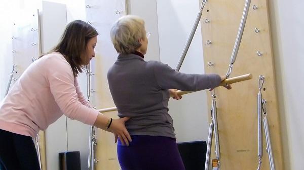 Pilates senior para personas mayores, para mantener el cuerpo y el espíritu joven