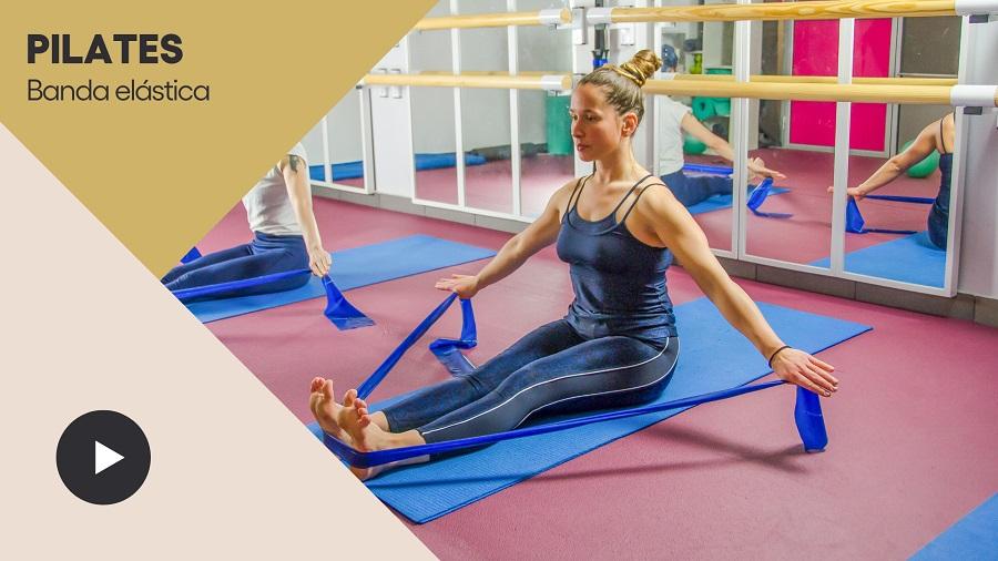 7 Esencial Pilates con banda elástica