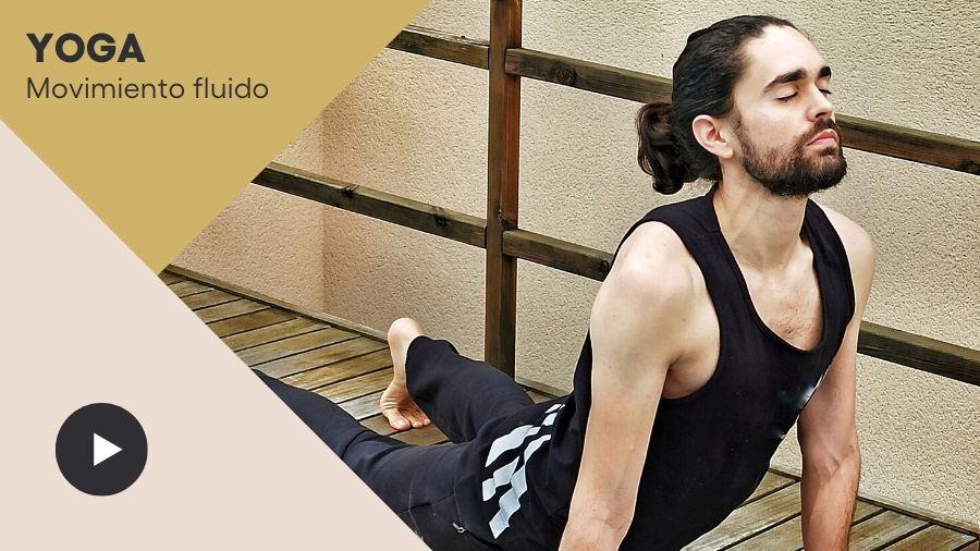 21 Yoga Terapéutico con silla