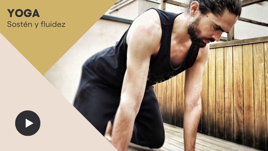 24 Yoga Pro. Sosten y fluidez