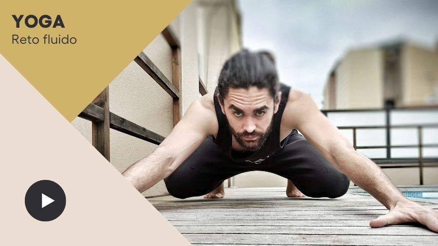 23 Yoga Intermedio fluidez