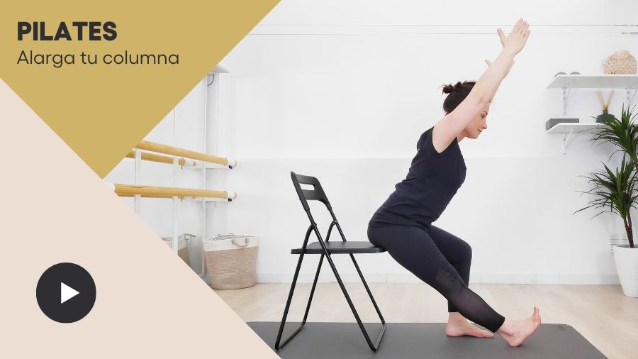 28 Pilates terapeutico alargar columna