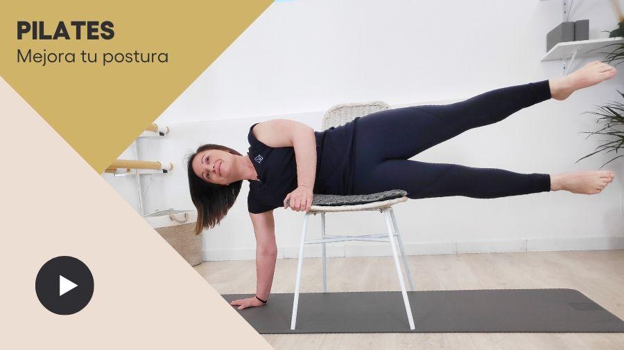 29 Pilates Esencial mejora tu postura