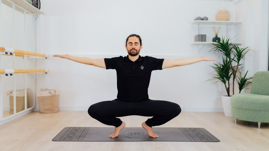 47 Yoga Intermedio Yoga Flow sesion 1