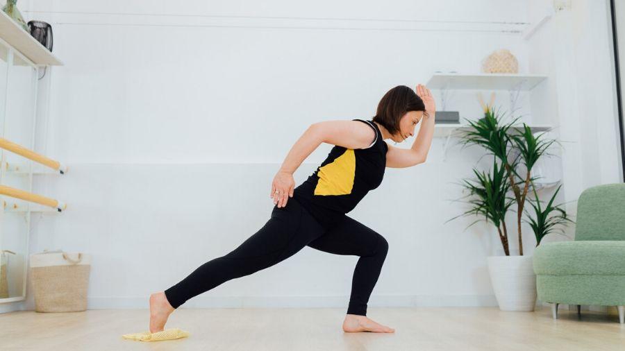 35 Pilates Esencial con trapos
