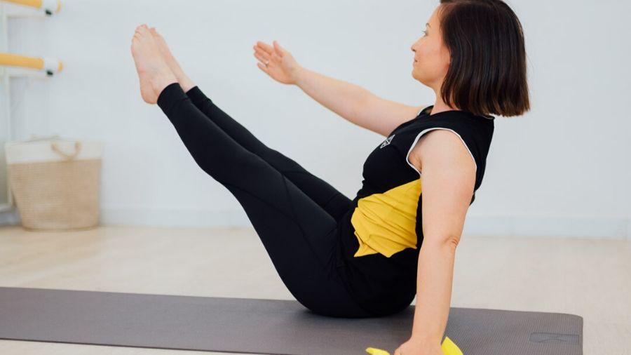 37 Pilates pro con trapos