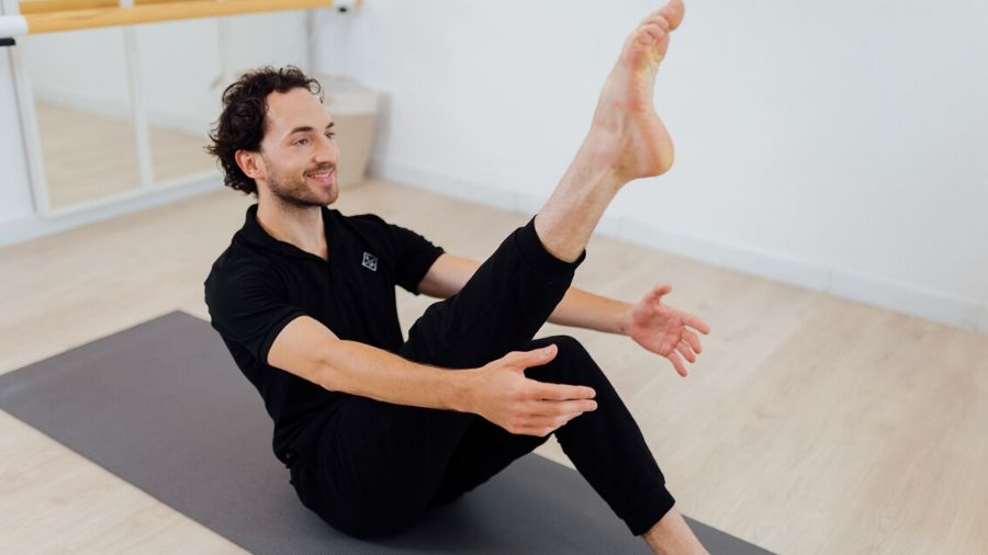 40 Pilates intermedio rise and shine