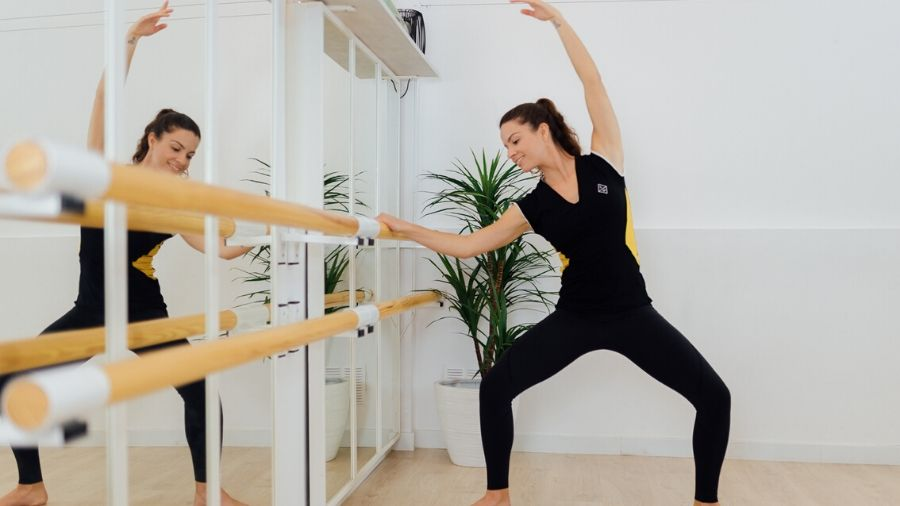 45 Barre fit intermedio esculpe