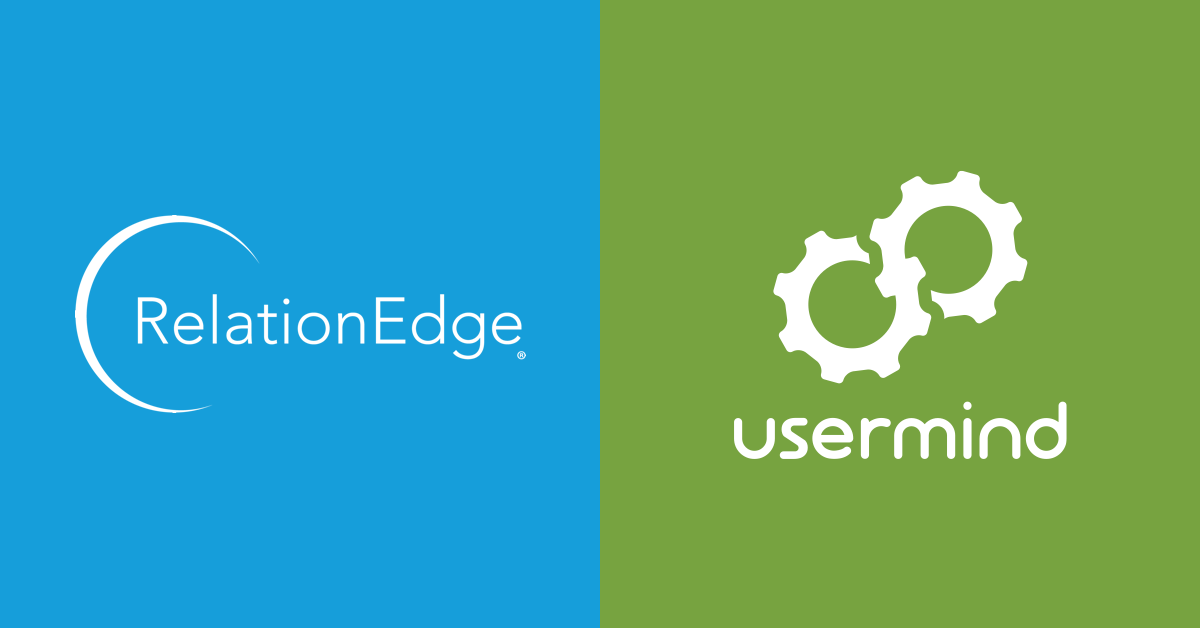 Usermind Partners with RelationEdge