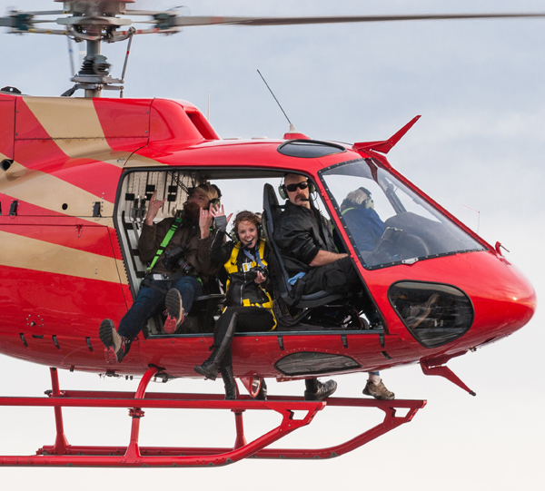Boston Helicopter Tours
