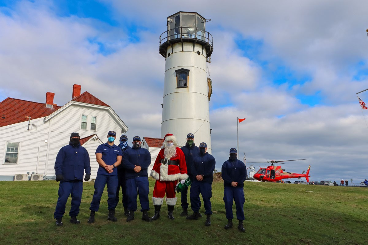 Friends of Flying Santa