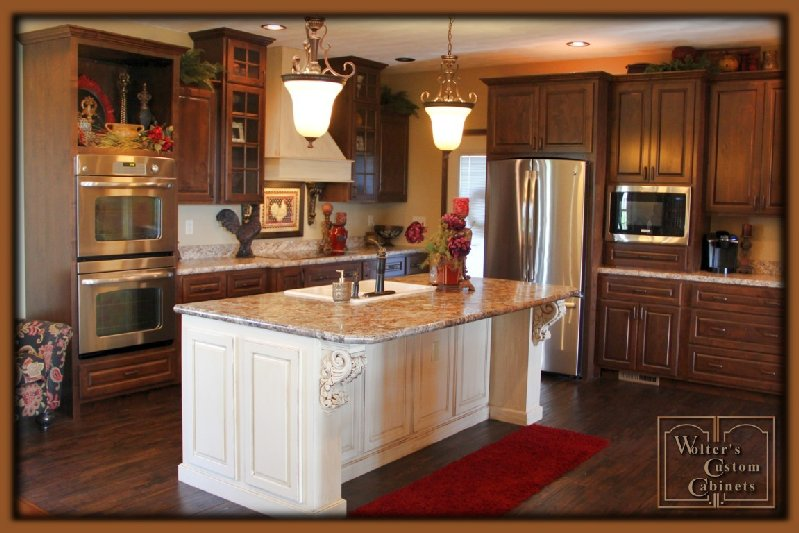 Knotty Alder Kitchens