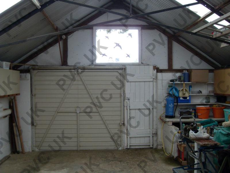 Garage Door Inside