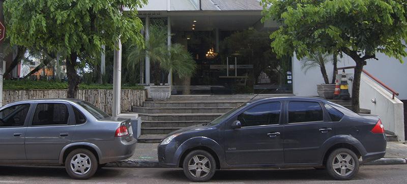 Loja Florense Cuiabá antes da reforma