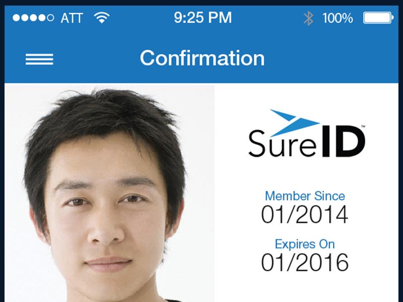 SureID Mobile App