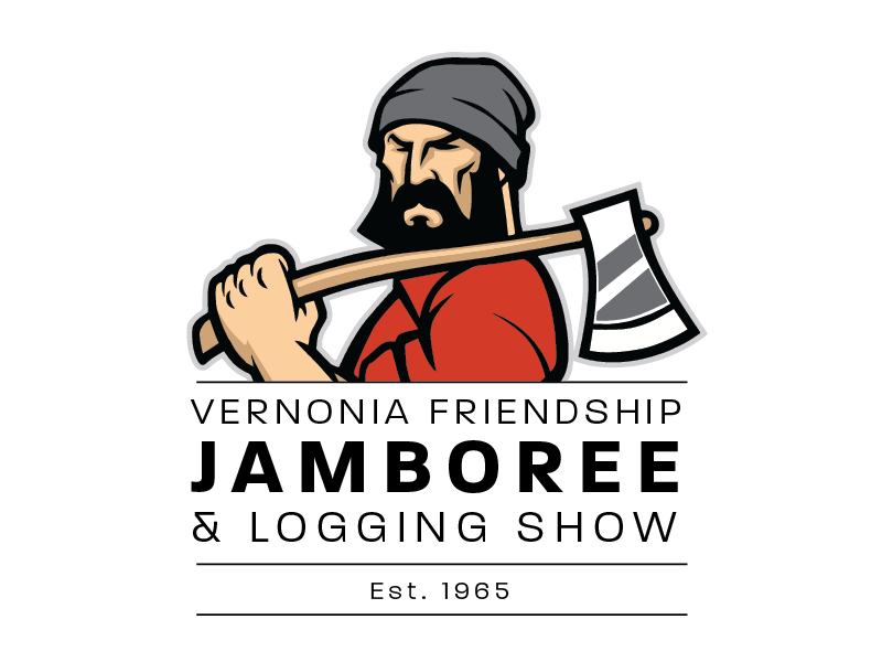 Vernonia Jamboree Logo
