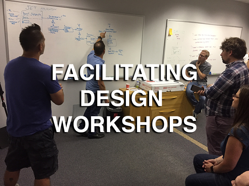 Facilitating Design Workshops