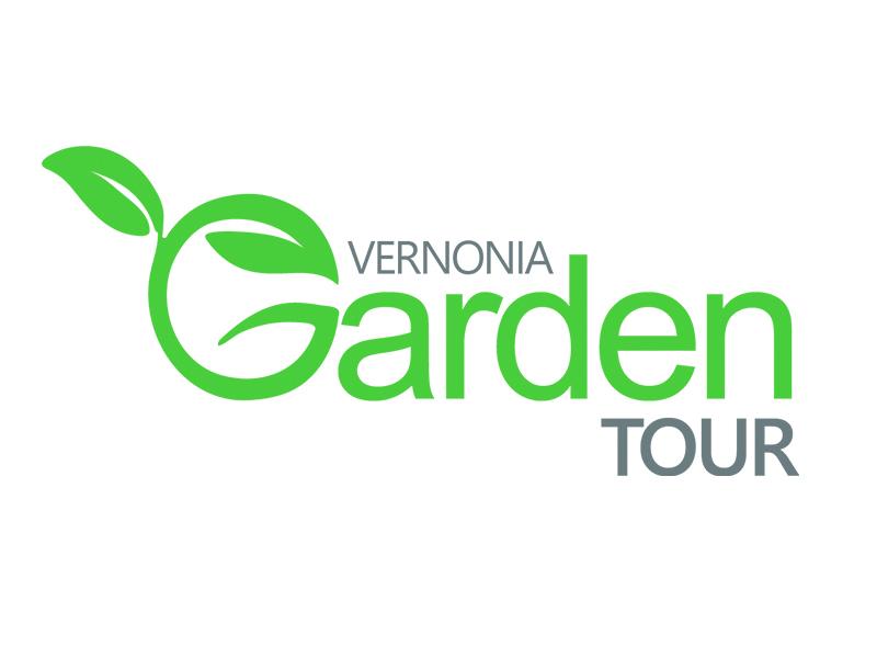 Vernonia Garden Tour Branding