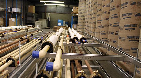 Plumbing Fabrication