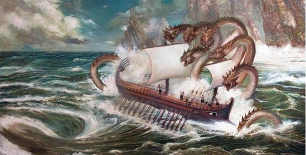 Top 5 Greek Mythological Creatures