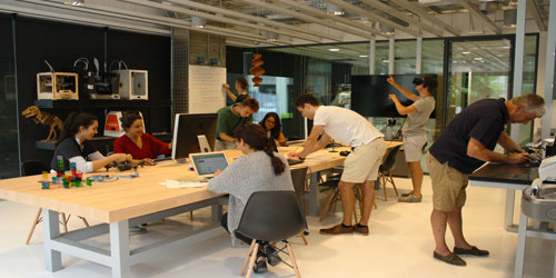 Lab ESADE Fabricación Digital