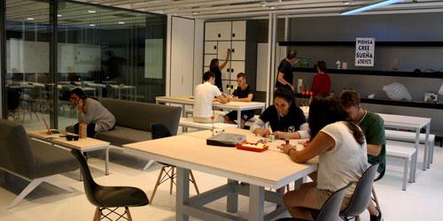 Open room ESADE fabricación digital