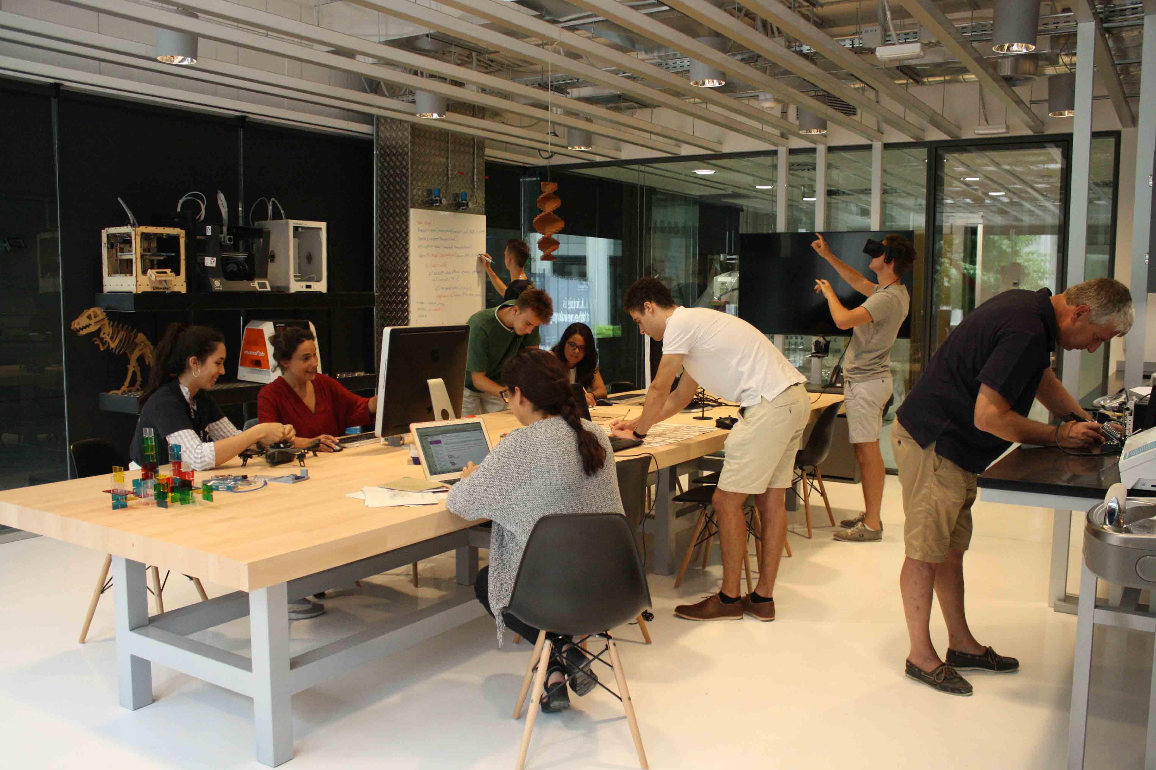 Fabricación Digital en FabLab Sant Cugat