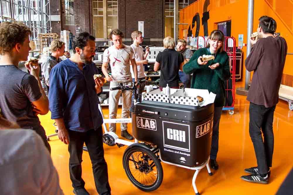 Bucky Lab workshop