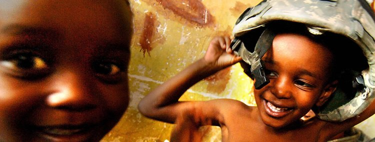 child soldiers in african conflicts