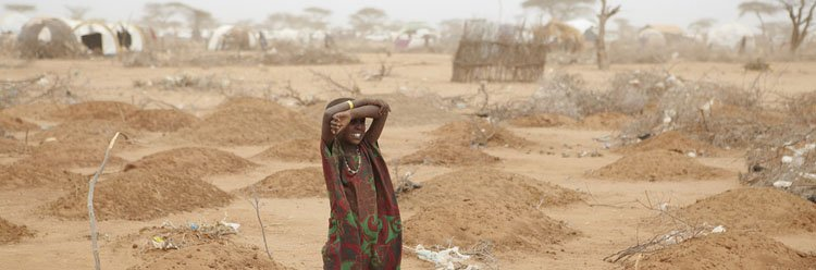 food shortages mass grave africa