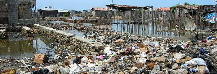 What are the root causes of poverty in Haiti?