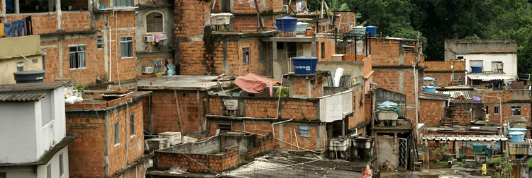 Urban poverty in Brazil: how to solve the problem of the favellas (slums)?