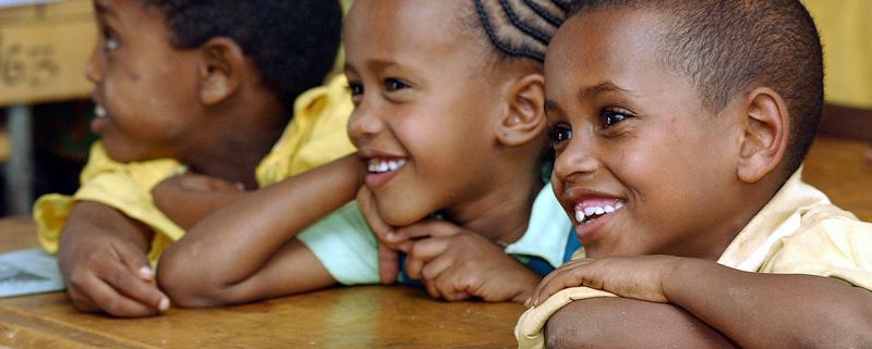 Poverty vs education in Ethiopia