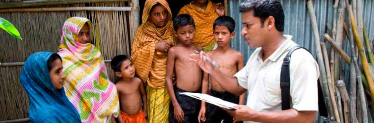 ‍Anti-poverty programs in rural Bangladesh
