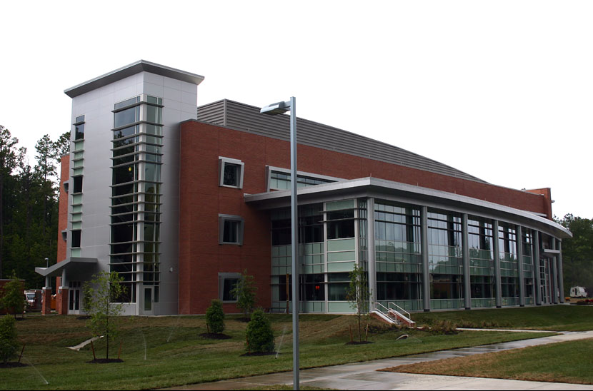 Richard Bland Science Lab