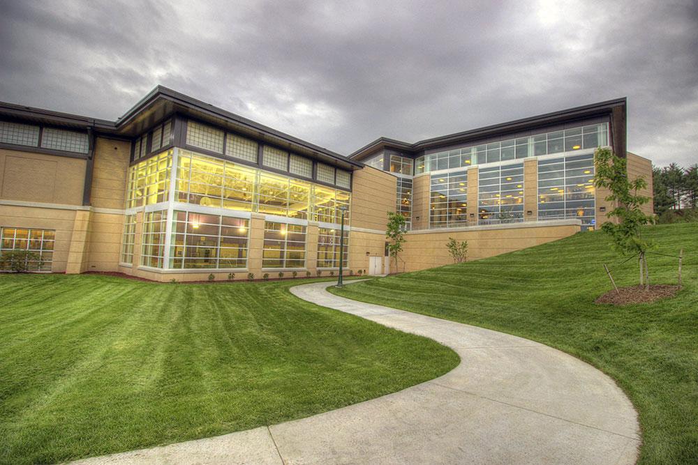 JMU Recreation Center