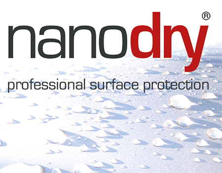 NANODRY profesional surface protection - SB solutions