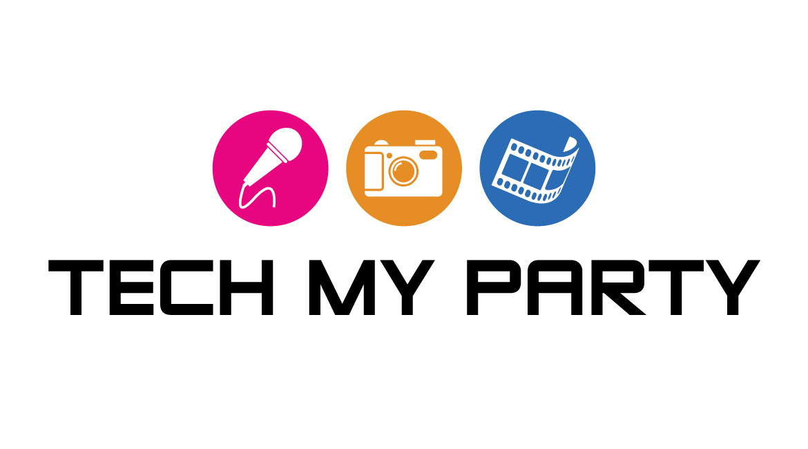 Tech My Party - Design in the Shires | Logo Design | Web Design Worcestershire | Graphic Design Worcestershire | Website Designers Malvern, Worcestershire UK