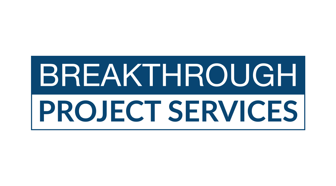 Breakthrough Project Services Website Design & Graphic Design Project Malvern Worcestershire