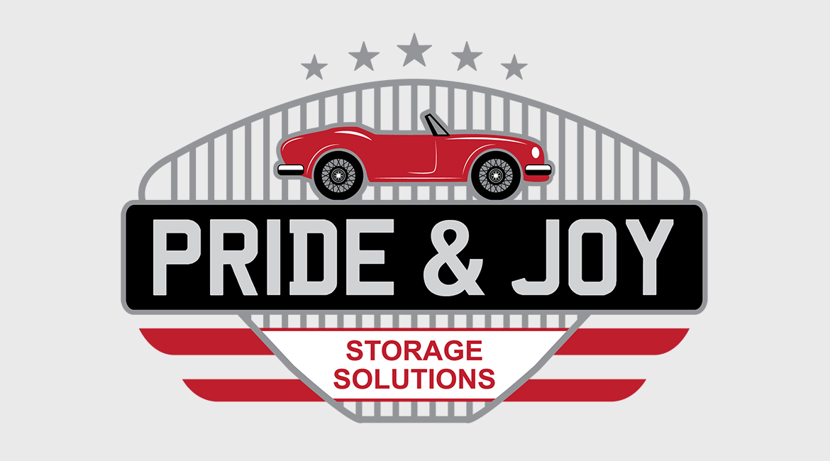 Pride & Joy Website Design & Graphic Design Project Herefordshire